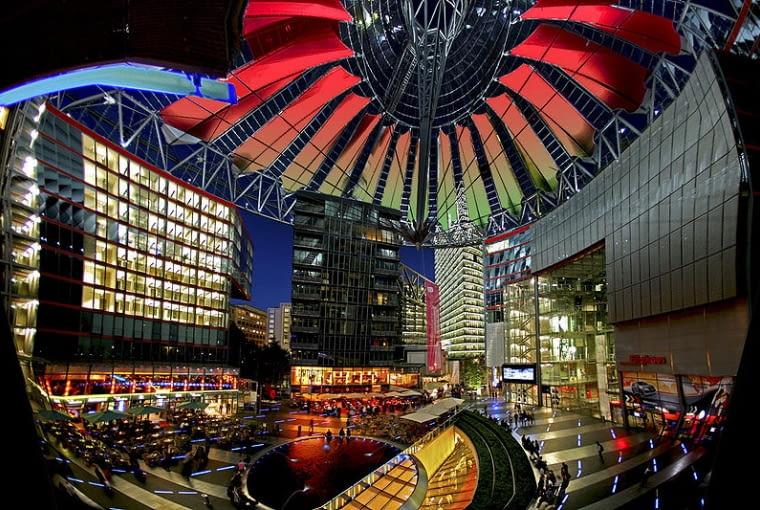 daniel libeskind, niemcy, architektura, top 10, berlin, renzo piano, frank gehry, budynek
