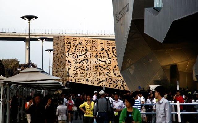 BRYŁA ROKU 2010: Polski pawilon na wystawę światową EXPO 2010 w Szanghaju, proj WWAA