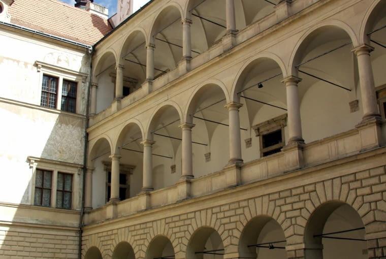 Pałac w Litomyślu