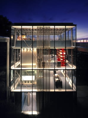 niemcy, japonia, ekologia, architektura kontenerowa, usa, prefabrykat, zrównoważone budownictwo, dom jednorodzinny