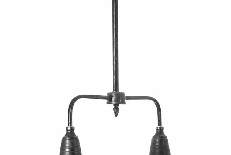 Pasuje tu także... lampa wisząca, metal -- 420 zł, sodo.pl SLOWA KLUCZOWE: lampa mazine
