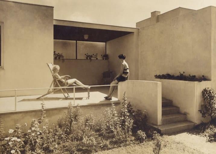 Osiedle Wohnung und Werkraum Ausstellung (WUWA) 1929 Wrocław