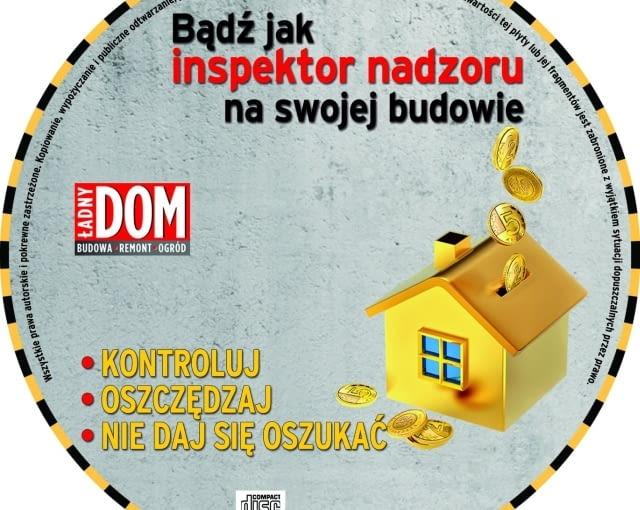 Bądź jak inspektor nadzoru na swojej budowie
