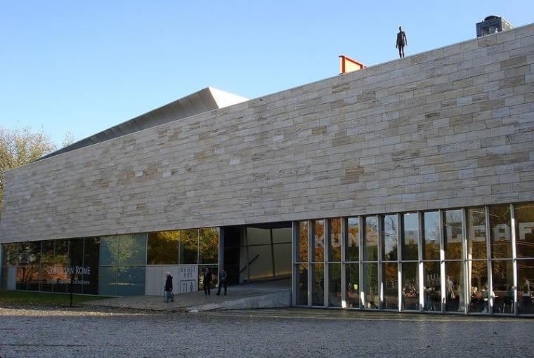 Kunsthal, muzeum w Rotterdamie, OMA