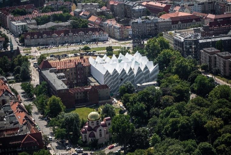 Gmach filharmonii szczecińskiej