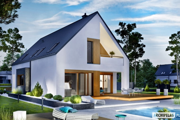 Projekt domu Riko III G2