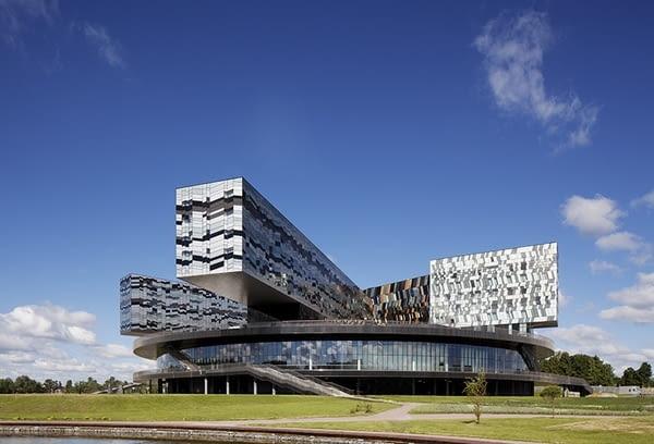Moskiewska Szkoła Zarządzania, proj. Adjaye Associates & AB Studios, źródło: www.adjaye.com