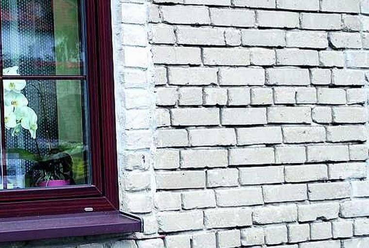 cegły silikatowe, odnawianie elewacji