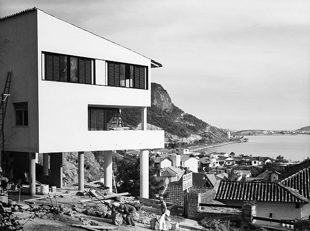 oscar niemeyer, sao paulo, architektura, modernizm