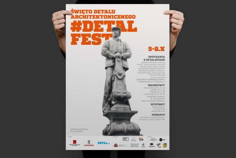 #detalfest - Święto Detalu Architektonicznego w Łodzi