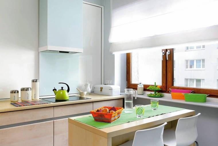 Miejsce do jedzenia w kuchni..