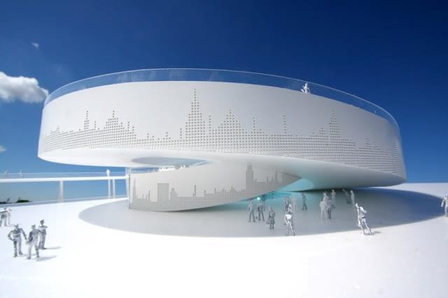 azja, szwajcaria, expo, pawilon, big, dania, chiny, francja, projekty, szwecja
