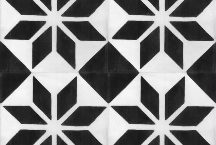 Cementowe płytki podłogowe Manilia, Kolory Maroka, kolorymaroka.pl