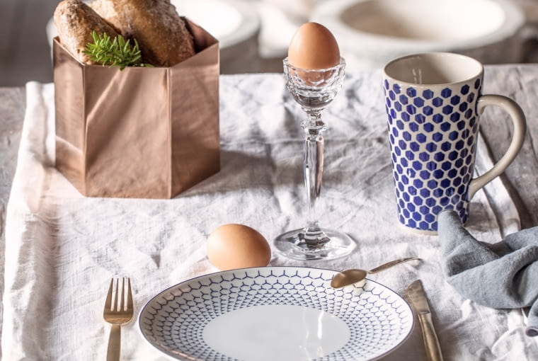 Polski stół, bolesławiec, Julia Kristoff