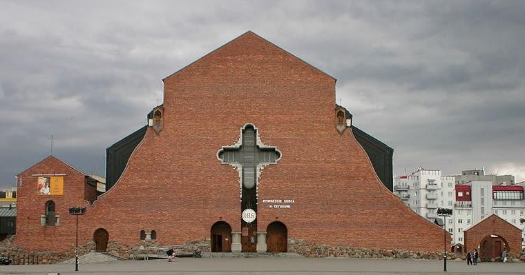 Kościół Wniebowstąpienia Pańskiego w Warszawie