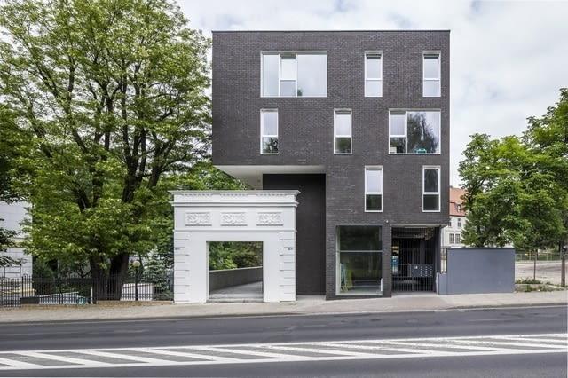 Budynek mieszkalny ZW109, Koszalin, proj. HS99, źródło: materiały prasowe Brick Award