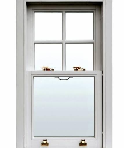 Okno typu angielskiego - przesuwane w pionie