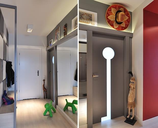miniloft, loft, małe mieszkanie, mieszkanie, nowoczesne mieszkanie