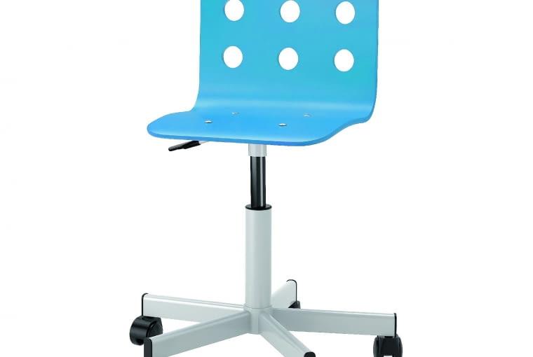Krzesło Jules, sklejka i stal, 159 zł, IKEA