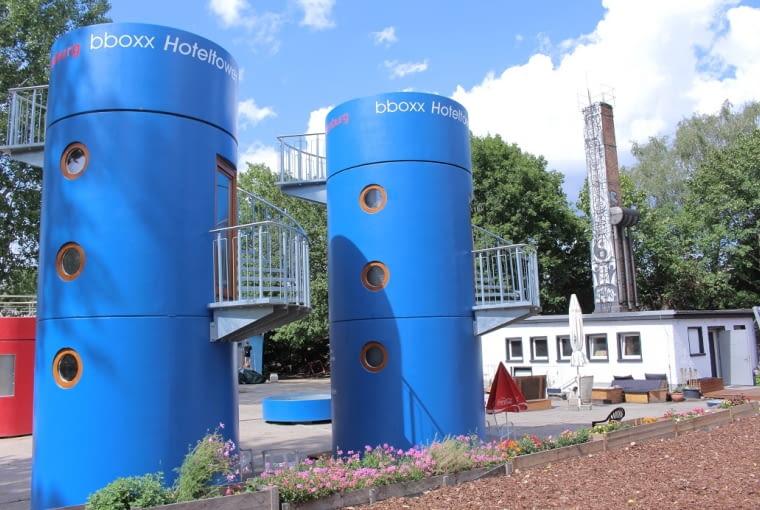 bboxx Hoteltower