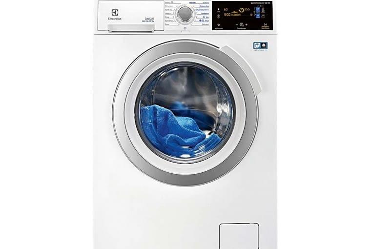 EWW1476WD, 1400 obr./min, B/A/B, pranie 7 kg, suszenie 4 kg, zużycie wody: pranie 52 l, pranie zsuszeniem 85 l, 2300 zł, Electrolux