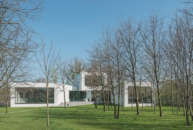 V-House, projekt: archistudio studniarek + pilinkiewicz