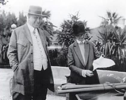 Działaczka Julia Morgan, 1872 -1957