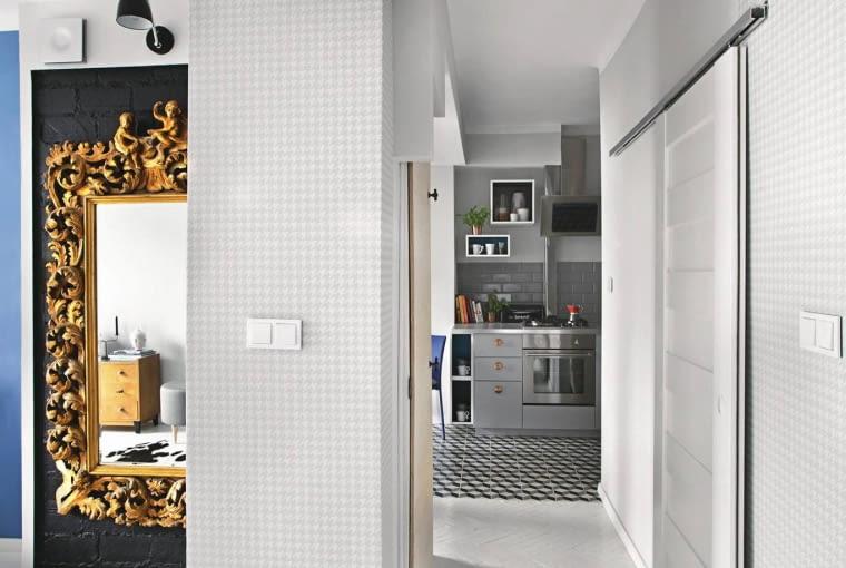INSPIRACJE: Polskie wnętrza z białymi podłogami