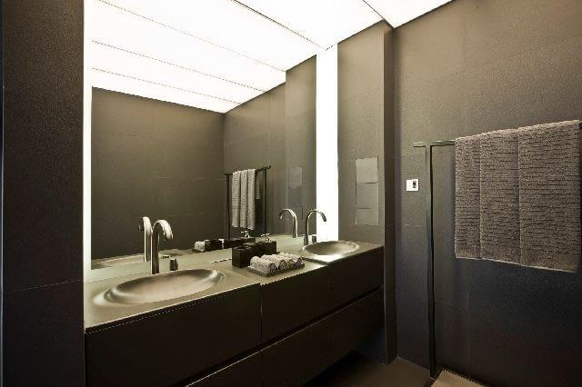 łazienka,oświetlenie łazienki,lustro w łazience
