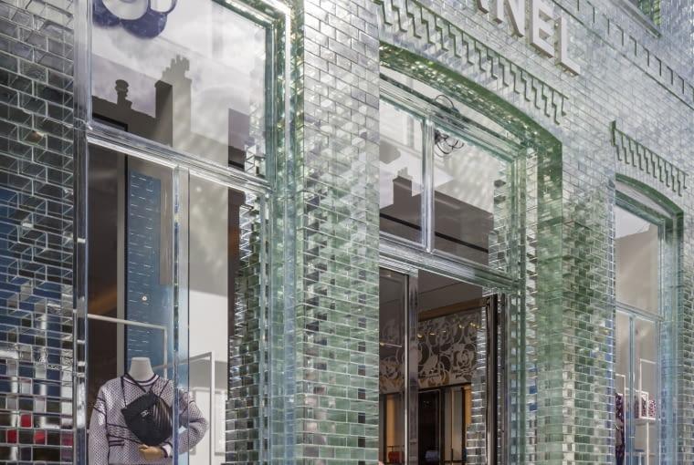 Crystal Houses, Amsterdam, Holadnia, proj. MVRDV, nominacja w kategorii budynek zrealizowany, handel.