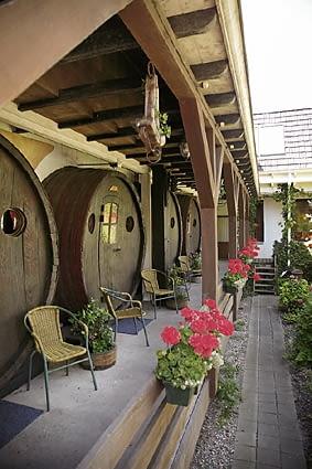 Hotel de Vrouwe van Stavoren, Stavoren, Holandia