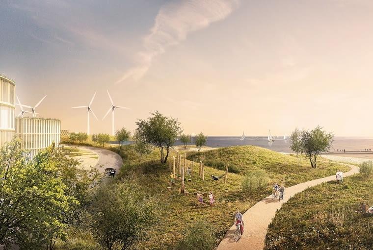 Wolna od paliw kopalnych energia z odpadów mieszkańców Kopenhagi