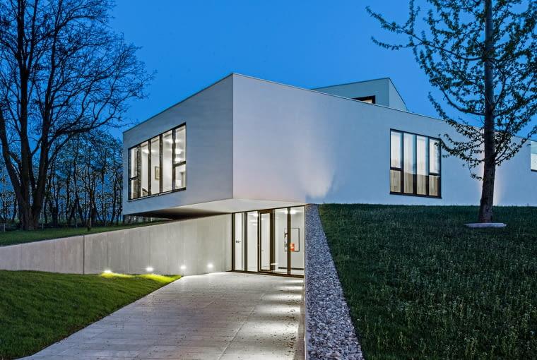 V-House, projekt: archistudio studniarek + pilinkiewicz.