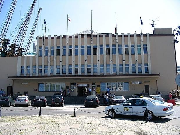 Dworzec Morski