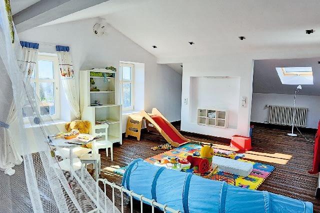 pokój dziecka,wnętrza domu