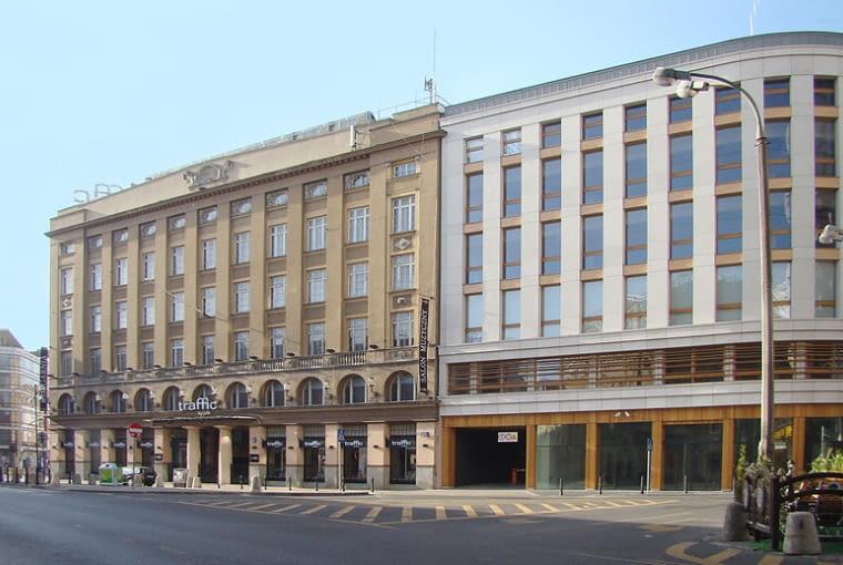 Stary i Nowy dom Jabłkowskich