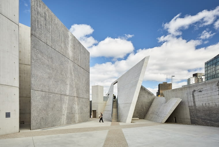 National Holocaust Memorial, Ottawa