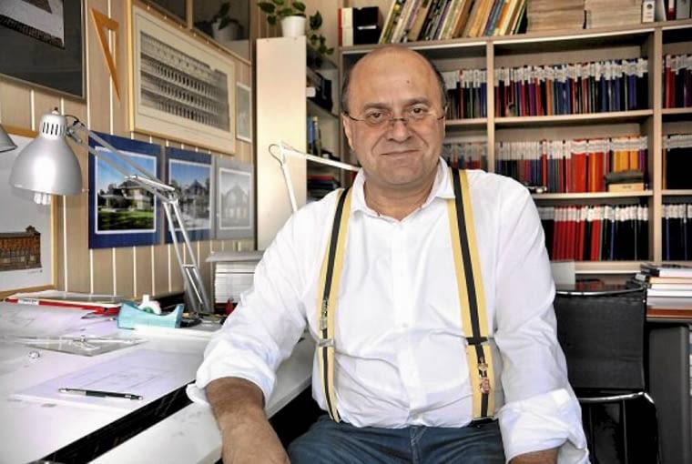 Architekt Leszek Kalandyk