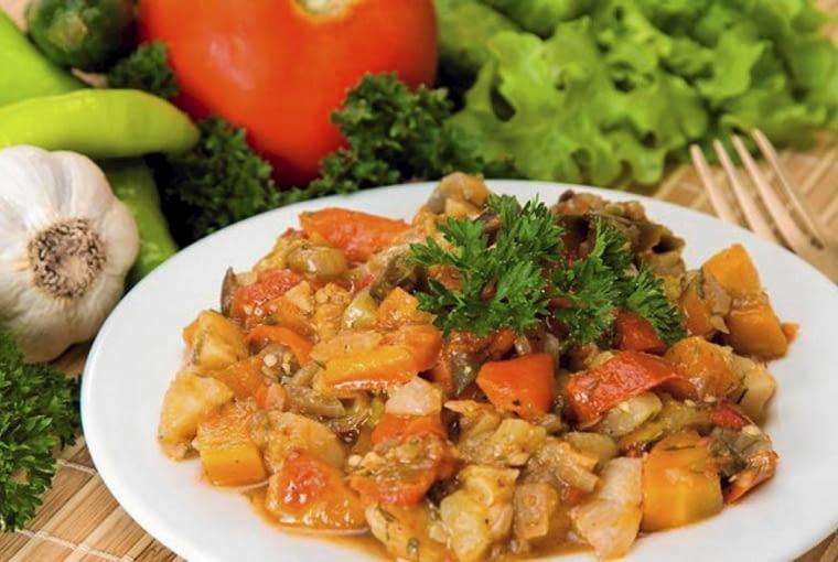 Potrawy z dyni - ragout