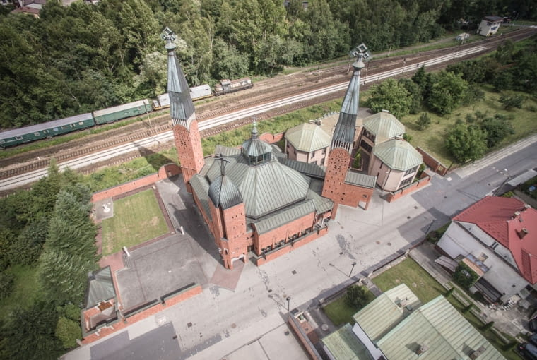Kościół Jezusa Chrystusa Odkupiciela w Czechowicach Dziedzicach
