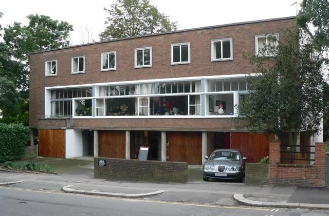 goldfinger, dom, awangarda, modernizm, londyn