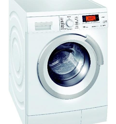 Oszczędne pralki wyposażone są w czujniki ciężaru załadunku