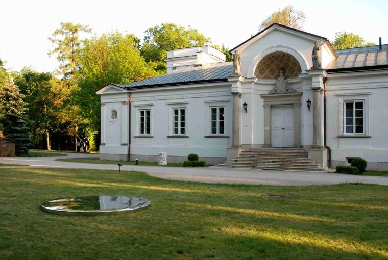 Nowy projekt Pawła Grobelnego w Centrum Rzeźby Polskiej w Orońsku: 'Le Mouvement' 2