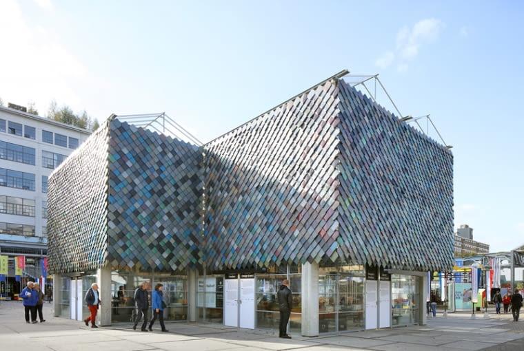People's Pavilon w Eindhoven