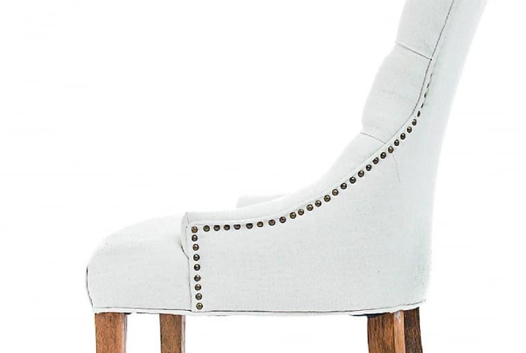 Krzesło, obicie z tkaniny, antresola-galeria.pl - 1099 zł