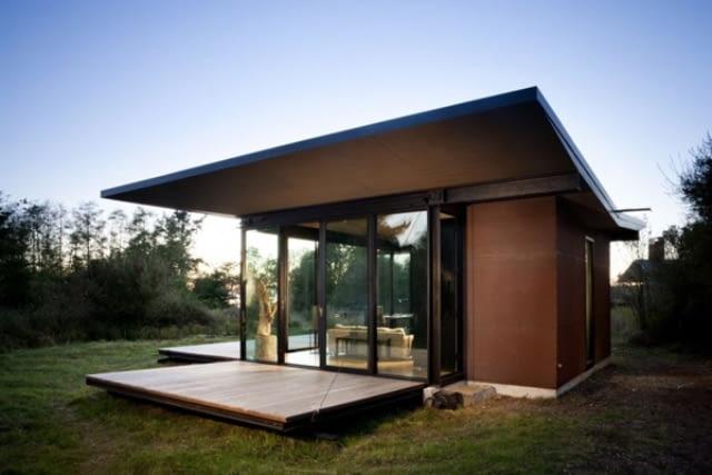 Dom autorstwa Olson Kundig Architects