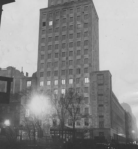 Prudential w Warszawie znany również jako Hotel Warszawa