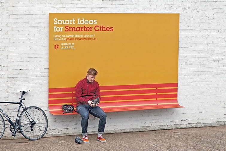 IBM - Smart Ideas for Smarter Cities