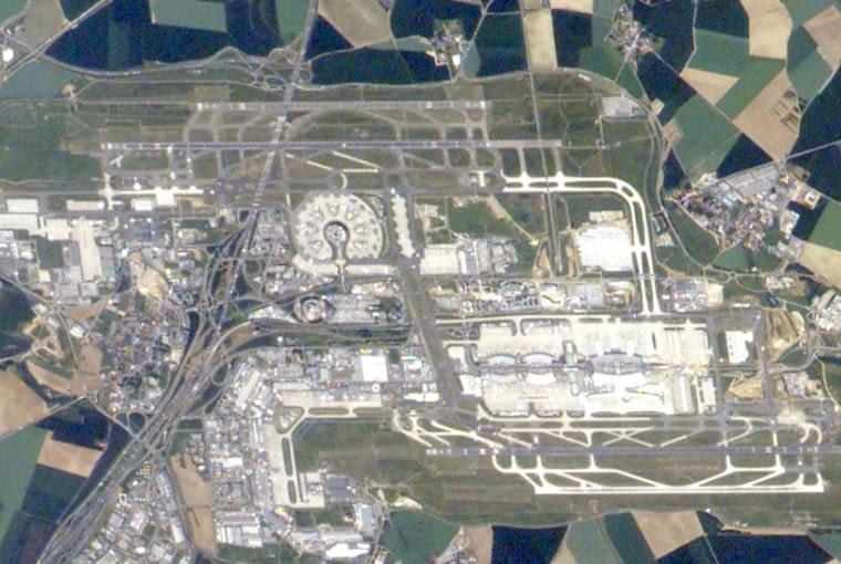 Port lotniczy Paryż-Roissy-Charles de Gaulle (CDG)