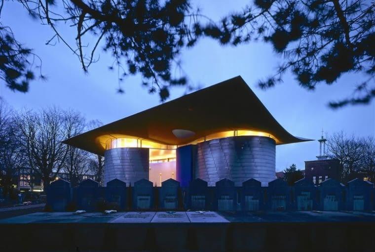 Kaplica w Rotterdamie